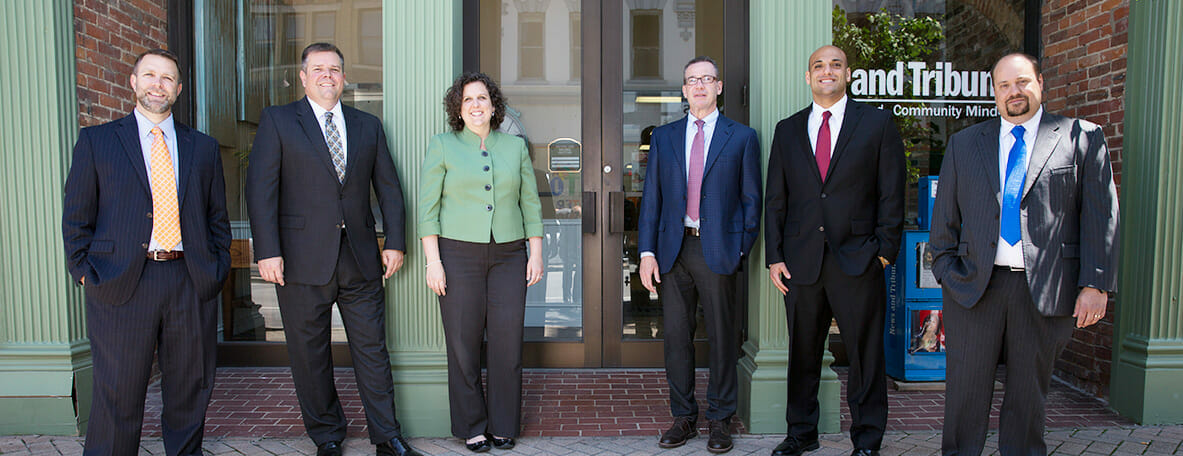 New Albany lawyers at McNeely Stephenson